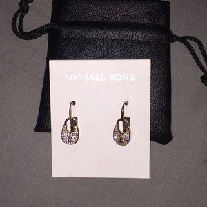 Michael Kors earrings, never worn